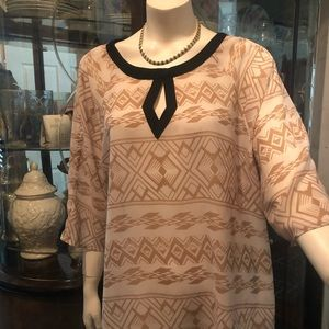 Beautiful, Silky Dressy Top , for any occasion,
